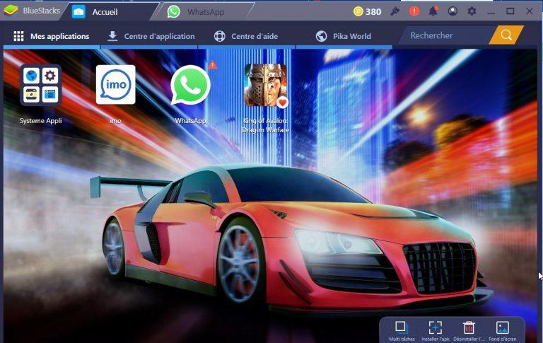 BlueStacks: l'application permettant d'utiliser Whatsapp sans téléphone
